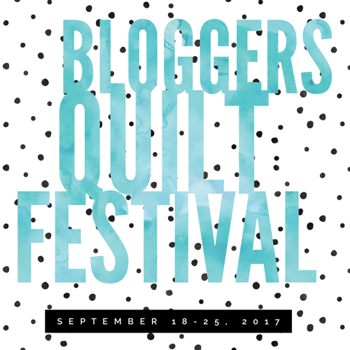 Bloggers Quilt Festival - Fall 2017 hosted by Amy Ellis at AmysCreativeSide.com