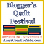 Blogger's Quilt Festival @ Amy's Creative Side