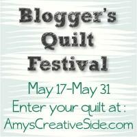 Spring Blogger's Quilt Festival - AmysCreativeSide.com