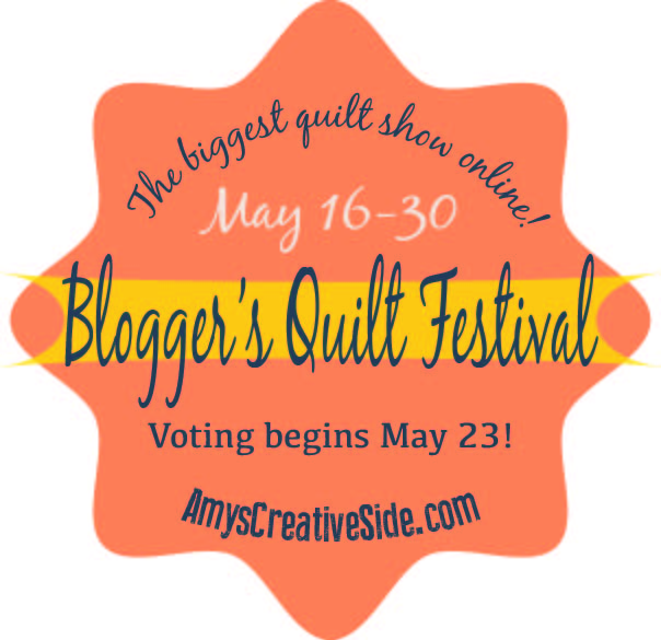 Blogger's Quilt Festival :: Small Quilts