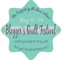 Blogger's Quilt Festival Spring 2015 - AmysCreativeSide.com