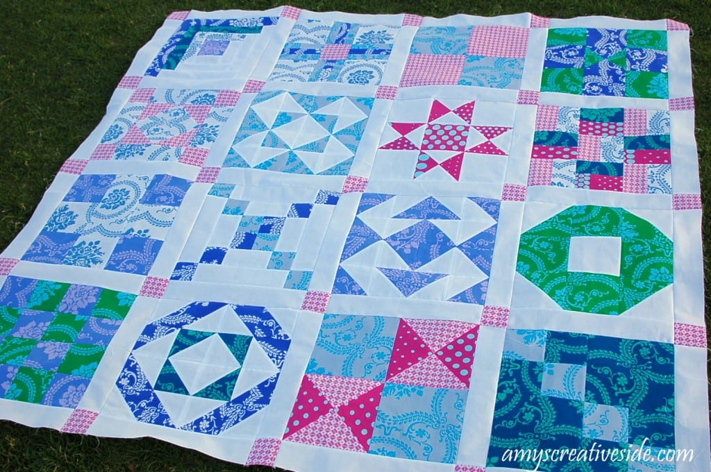 Simple Sampler - AmysCreativeSide.com