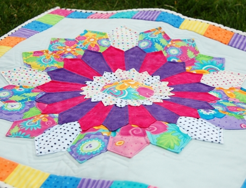 Doll Quilt Swap 9