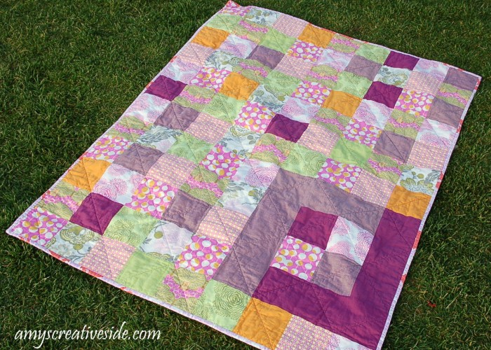 Boxed Charms Quilt