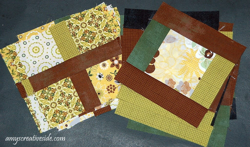 Table runner blocks