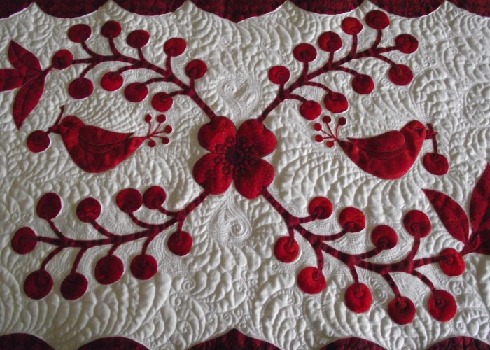 Featuring Esther — A Bloggers' Quilt Festival Quilter!