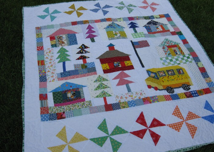 Featuring Beth — A Bloggers' Quilt Festival Quilter!