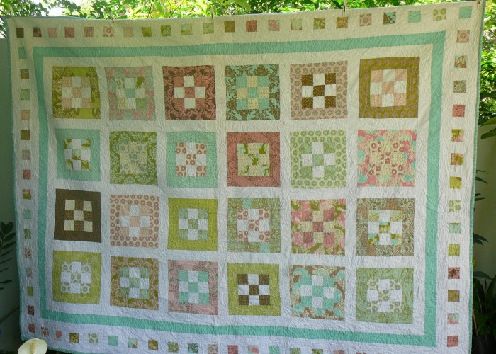 Featuring Renata — A Bloggers' Quilt Festival Quilter!