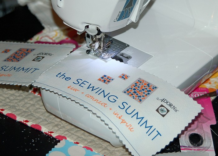 Sewing with Grace