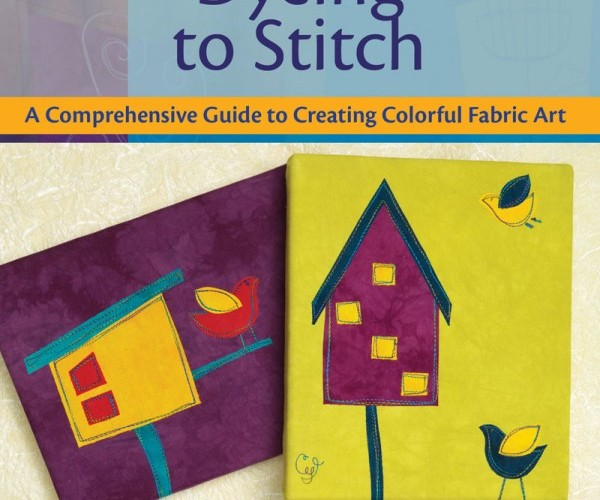 Dyeing to Stitch :: Blog Tour & Giveaway