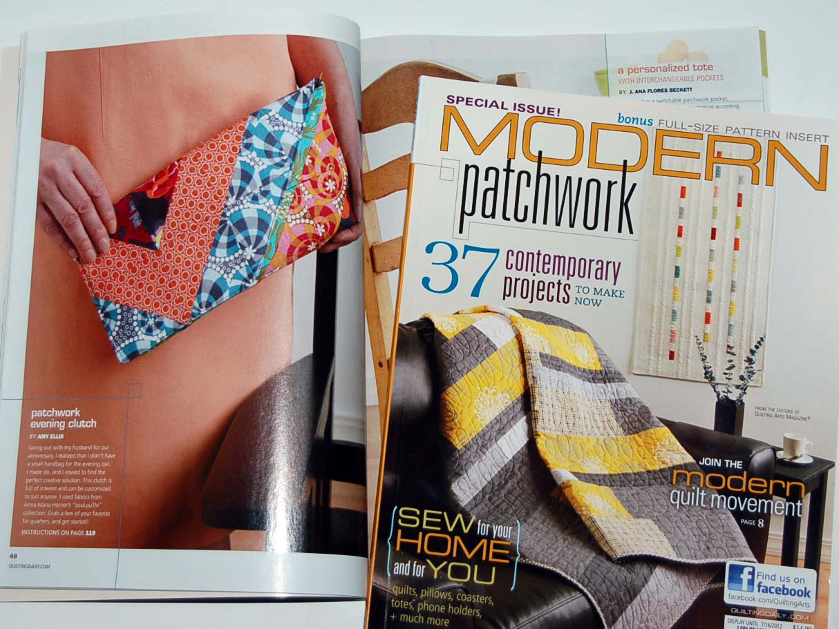 Modern Patchwork + Just Ask JoAnn