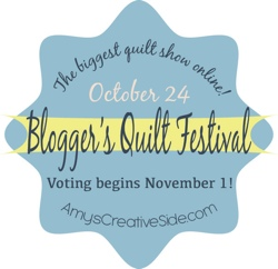 Blogger's Quilt Festival Countdown :: One Week!