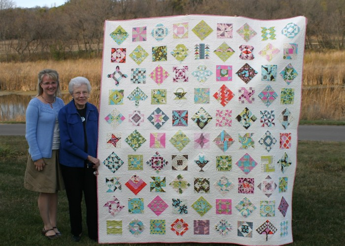 Featuring Michelle — A Bloggers Quilt Festival Quilter!