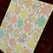 Burst of Spring Quilt & Pattern