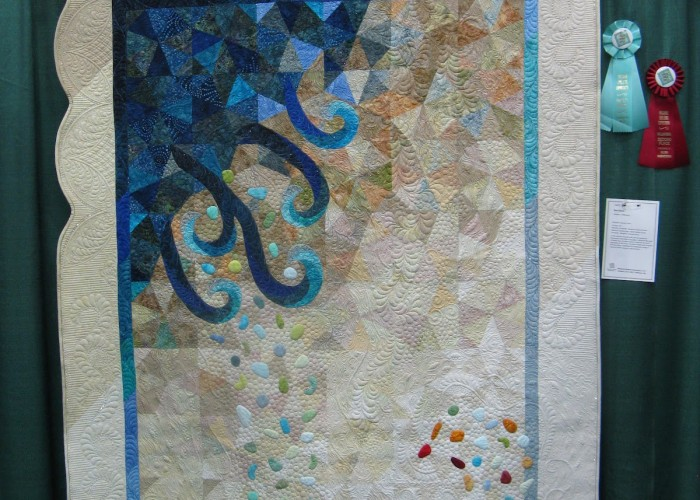 Featuring Margaret — A Blogger's Quilt Festival Quilter!
