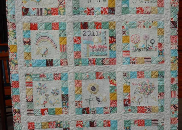 Featuring Mary — A Blogger's Quilt Festival Quilter!