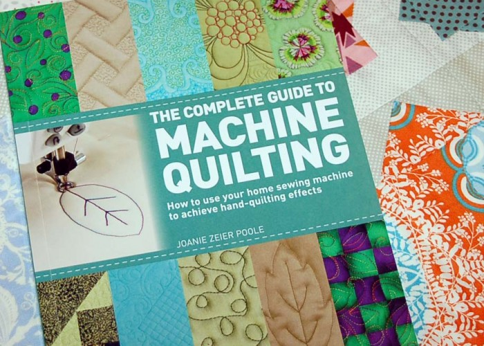 The Complete Guide to Machine Quilting :: Review & Giveaway