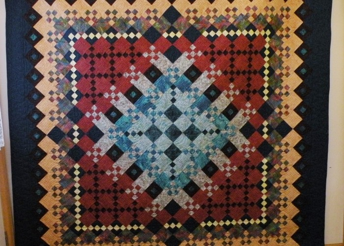 Featuring Carol — A Blogger's Quilt Festival Quilter!