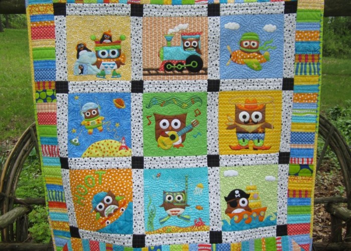 Featuring Sue — A Blogger's Quilt Festival Quilter!