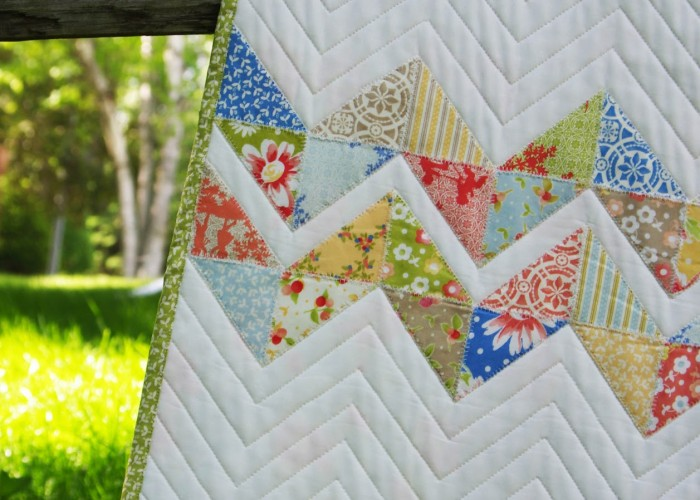 Featuring Cynthia — A Blogger's Quilt Festival Quilter!