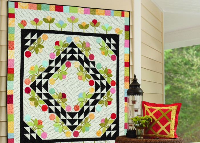 Home Sweet Quilt :: Review & Giveaway!
