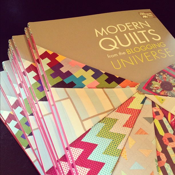 Modern Quilts from the Blogging Universe - AmysCreativeSide.com