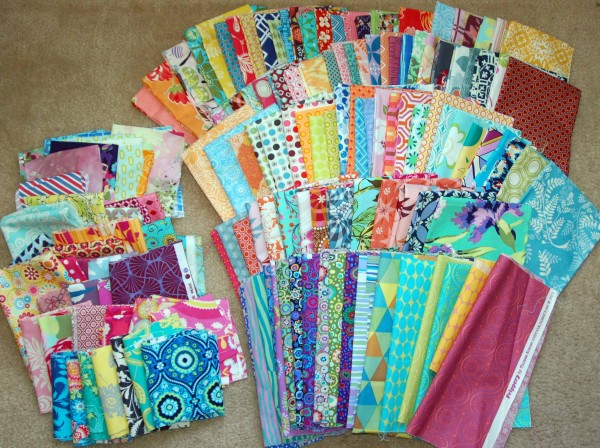 Dancing Stars Quilt Along : AmysCreativeSide.com