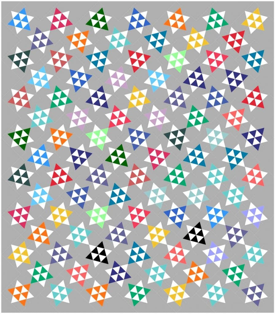 patchwork essay James h lee futurist and founder of strategic foresight investments (stratfi)  essay  something that more closely resembles a patchwork crazy-quilt, as.