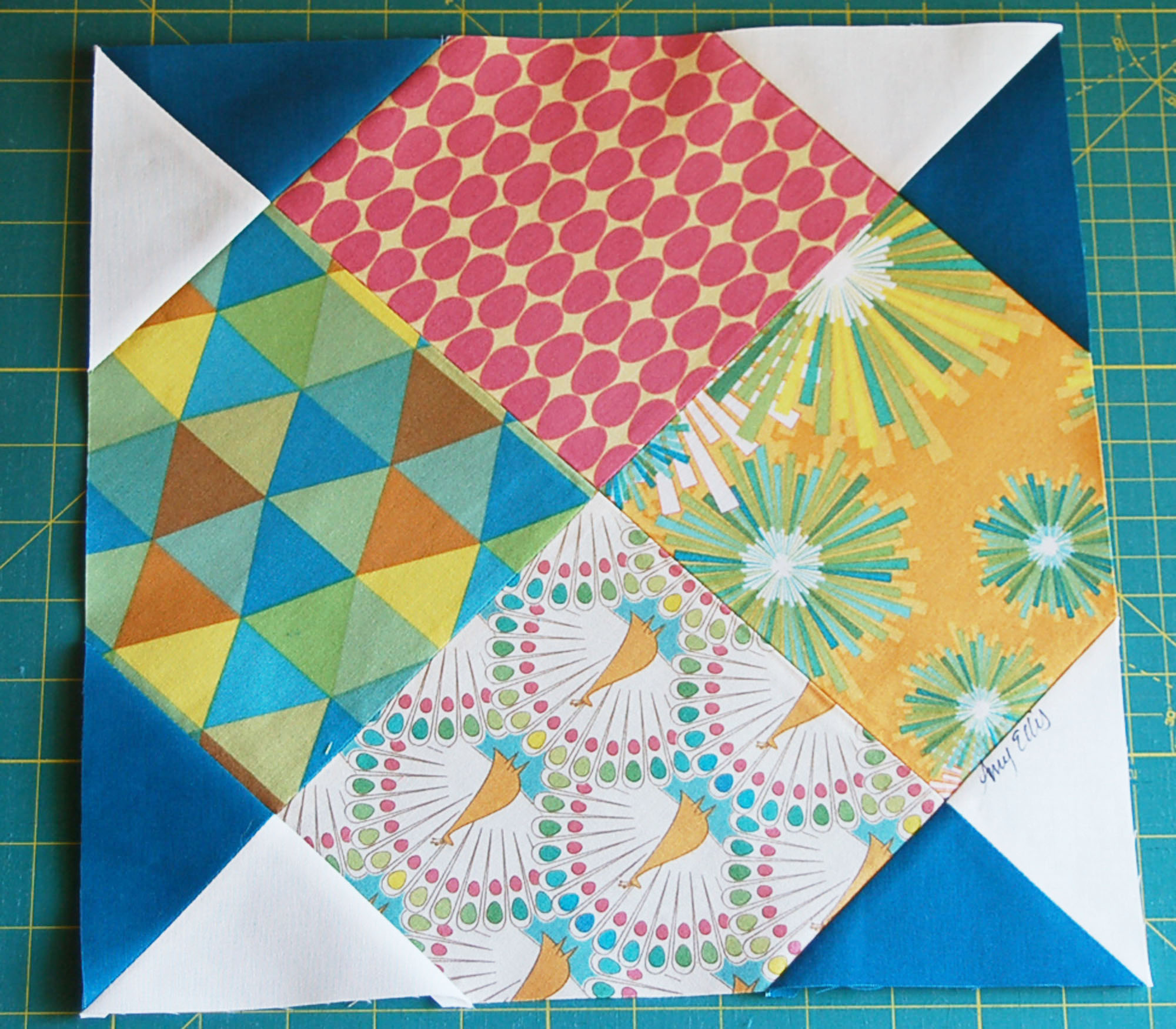 Quiltmaker's 100 Blocks Volume 7