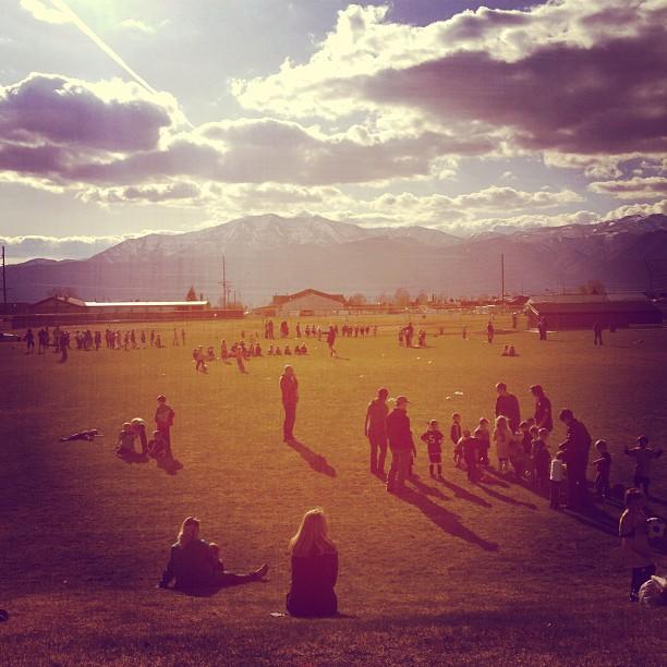 Soccer Season in the Mountains - AmysCreativeSide.com