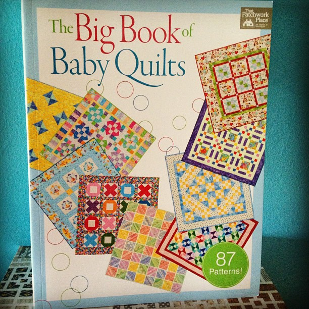 Big Book of Baby Quilts -- AmysCreativeSide.com