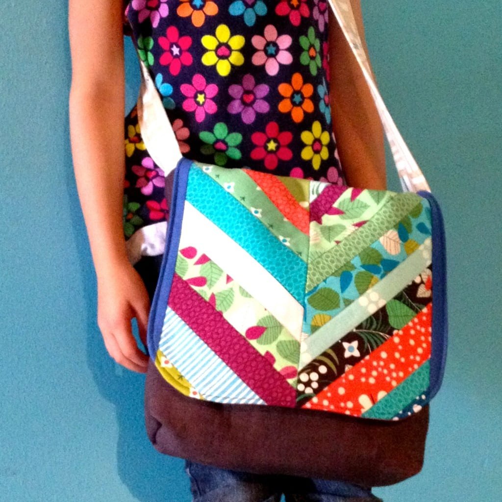 Messenger Bag - AmysCreativeSide.com
