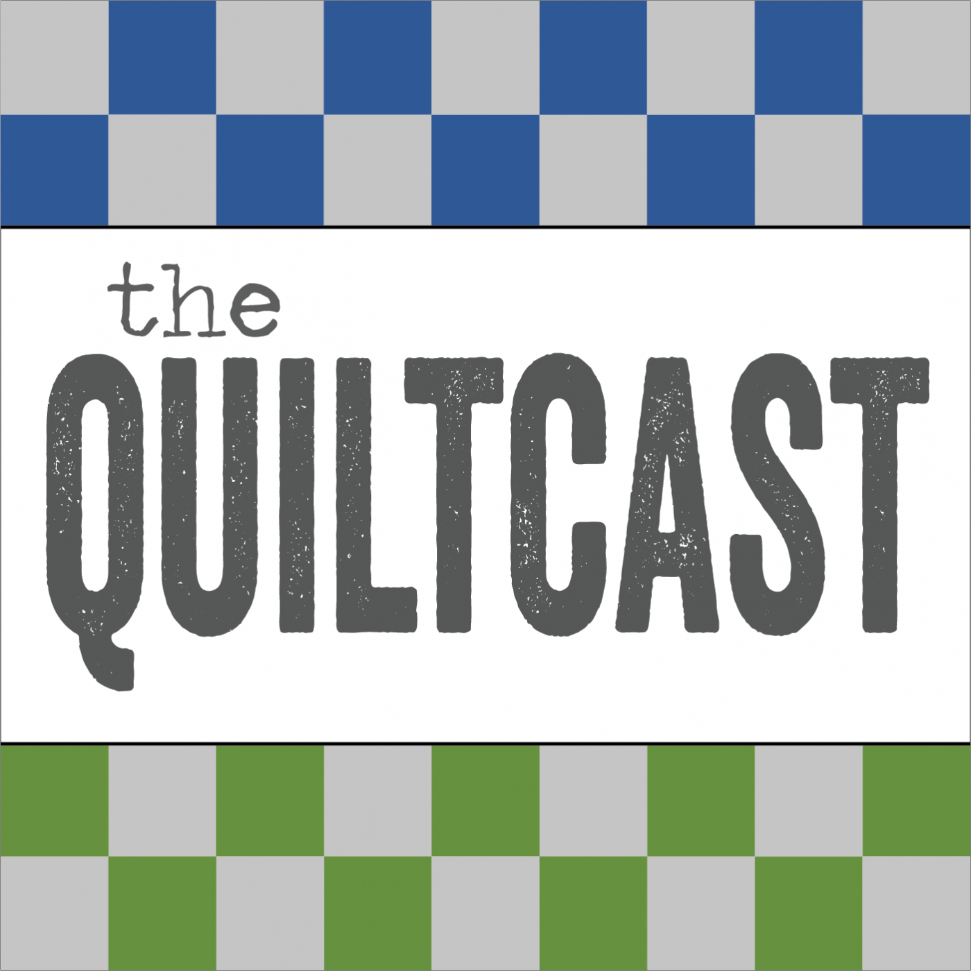Quiltcast #45 – Catching up with Amy & April