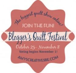 Blogger's Quilt Festival - AmysCreativeSide.com