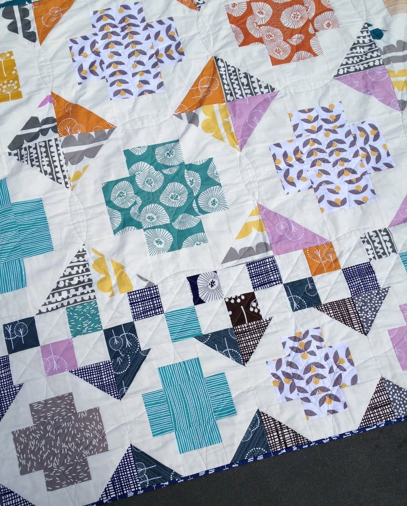 Quilting Detail - AmysCreativeSide.coma