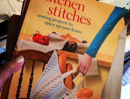 Kitchen Stitches – Sewing Projects to Spice Up Your Home