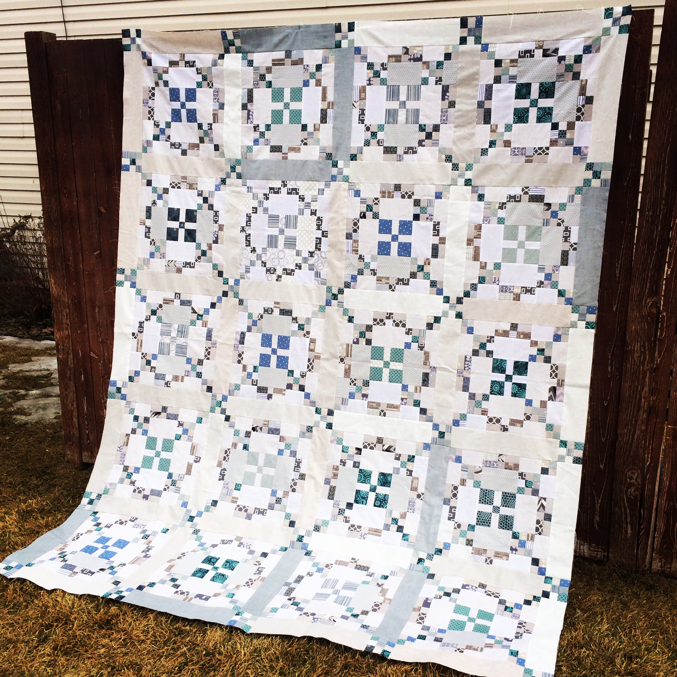 #apqquiltalong - AmysCreativeSide.com