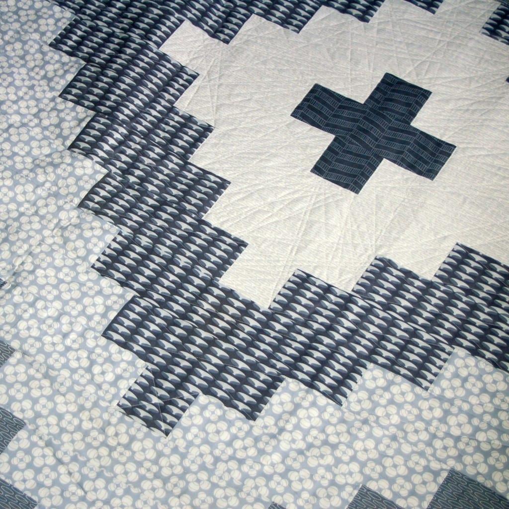 Modern Neutrals Quilts - AmysCreativeSide.com