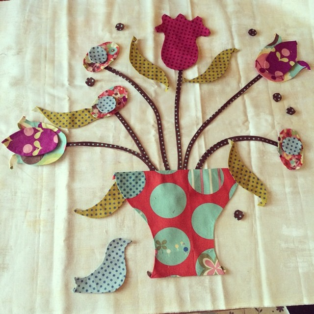 My new hand appliqué addiction - AmysCreativeSide.com