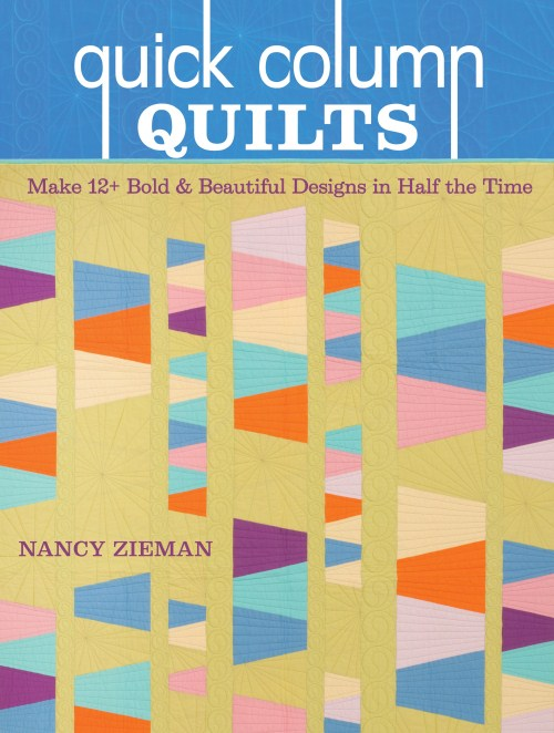 Quick Column Quilts :: Review, Project & Giveaway!