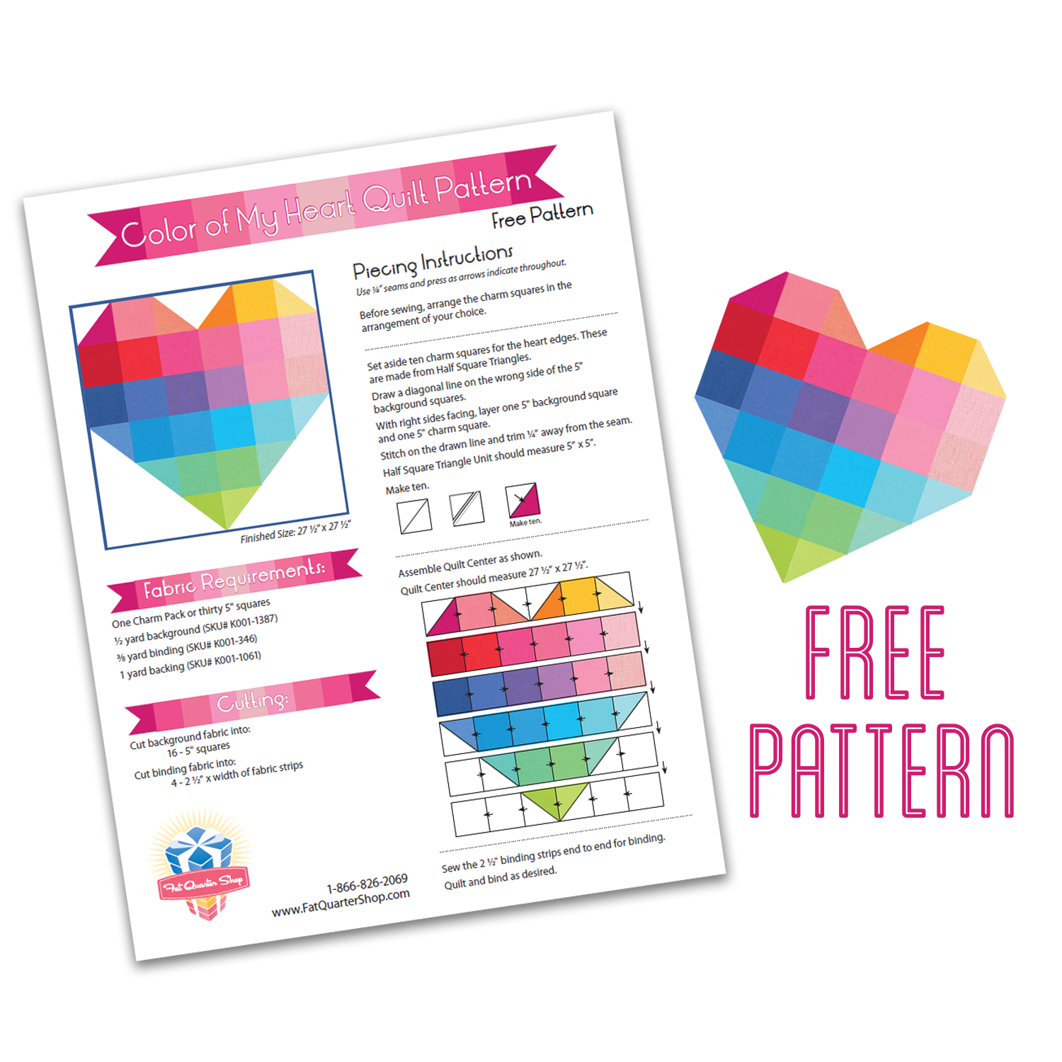 National Sewing Quilting Month With Fat Quarter Shop Amys