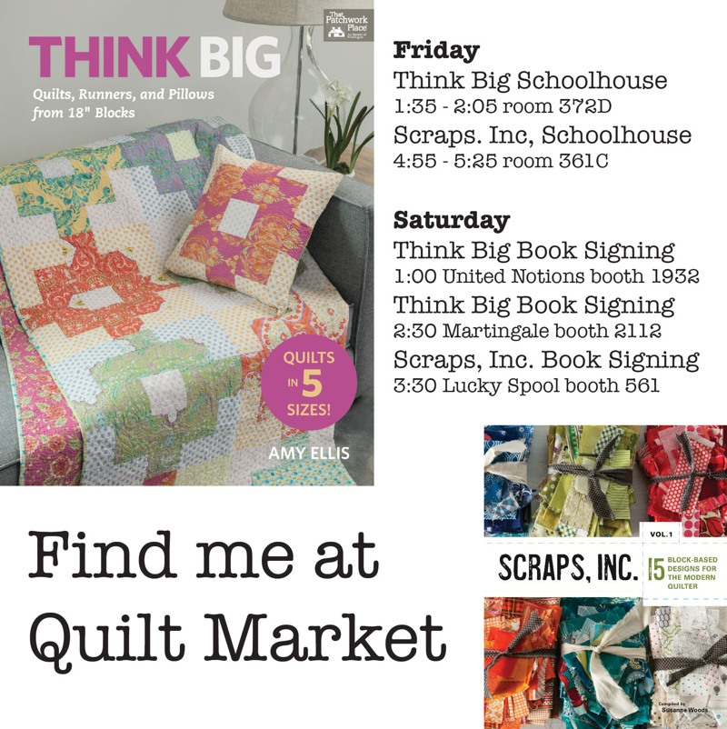 This Week :: International Quilt Market