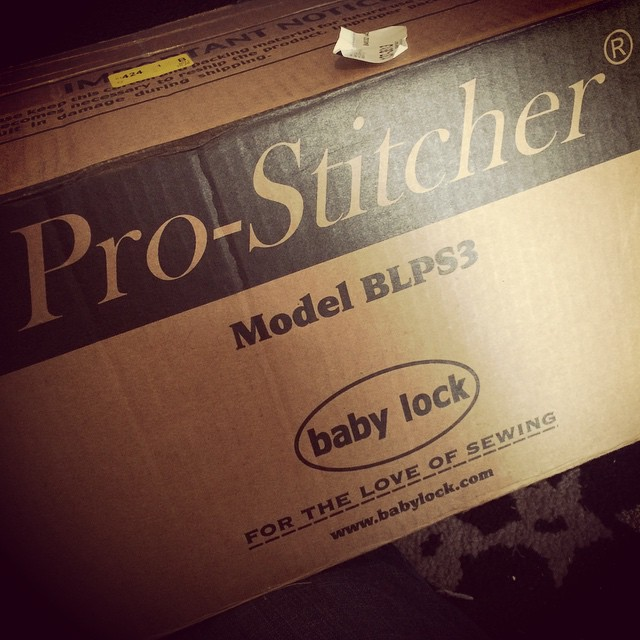 Pro-Stitcher by Baby Lock - AmysCreativeSide.com