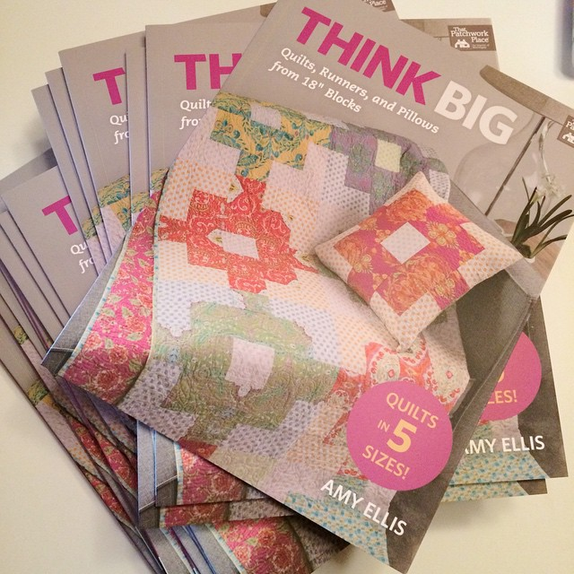 Think Big by Amy Ellis - AmysCreativeSide.com