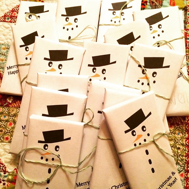Second Grade Snowmen - AmysCreativeSide.com