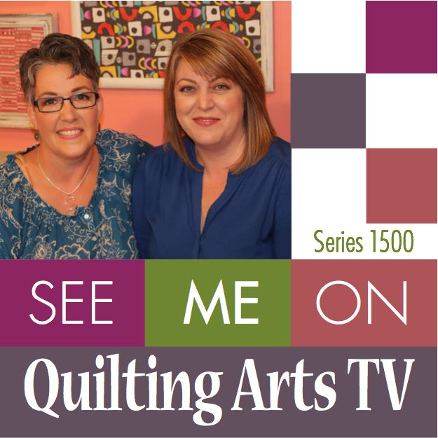 Quilting Arts TV 1500 - AmysCreativeSide.com