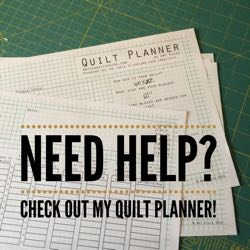 Quilt Planner - Amy's Creative Side