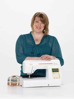 AMY ELLIS WITH MACHINE small