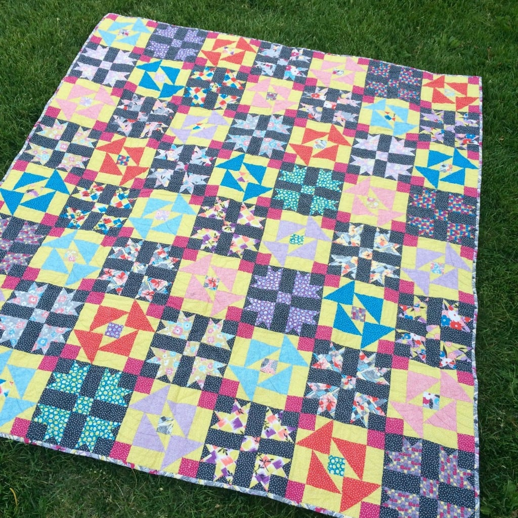 Gardenvale Quilt Kits on Craftsy - AmysCreativeSide.com