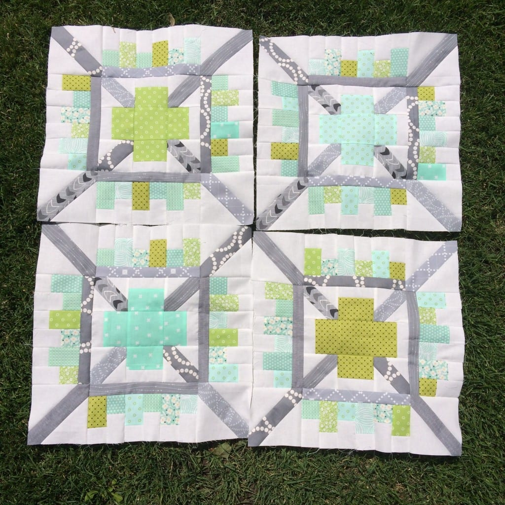Connections - Think Big Quilt Along - AmysCreativeSide.com